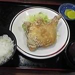 竹田丸福 - から揚げ定食「もも」