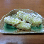 竹田 - ちくわ天(100円)_2013-02-14