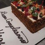 ラ ブラーチェ - 歓送迎会やお誕生日に特別デザートをご用意致します