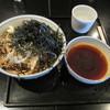 Sobadokorominatoya - 料理写真:海苔胡麻もり