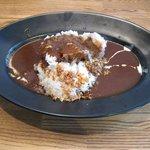 17390312 - バームクーヘン豚カレー・辛口(レギュラー:800円)