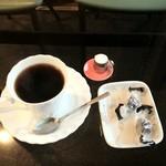 コーヒーハウス ナカザワ - コーヒーハウス ナカザワの美味しいcoffee250円(13.02)