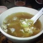 Hagakure - 特製スープ