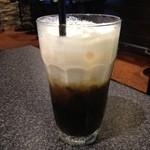 サンカフェ - ミルクコーヒー。
