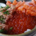 湯の川プリンスホテル渚亭 - 料理写真:贅沢丼