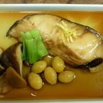 とう七 - 銀ダラ煮付(450円)
