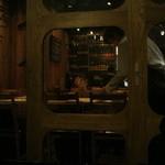 ヘイメル ミヤマス - 個室から店内を覗く