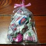 ローザー洋菓子店 - 冬期限定のチョコレート(100g 2000円)
