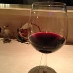 三ツ星屋台 - グラスワイン