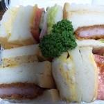 クラインゲベック - ☆美味しいサンドイッチ☆