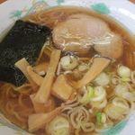 札幌ラーメン 三九 - 正油ラーメン