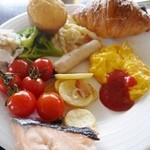 オキナワマリオットリゾート&スパ - 料理写真:モーニングビュッフェ
