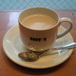 17400955 - 最近の定番になっているハニーカフェオレのMサイズです。
