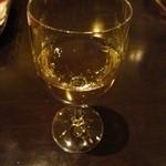 中之島グリル - 白ワイン