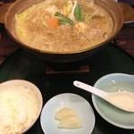 17403799 - ちゃんこ鍋定食