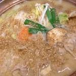 17403804 - ちゃんこ鍋(アップ)