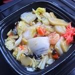 本家かまどや - 料理写真:中華丼460円