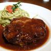 アルフレード - 料理写真:ハンバーグ定食