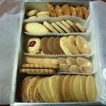 ローザー洋菓子店 - 缶入りクッキー(3100円)