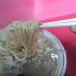 九州ラーメン 六五六 三国ヶ丘店 - 麺リフト