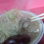 九州ラーメン 六五六 三国ヶ丘店 - お肉