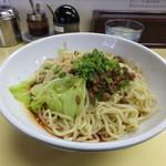 麺や 双六 - 今回も汁なし担担麺大盛880円