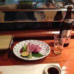 Shikishunsaiariki - 天然ぶりの刺身