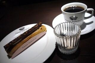 ピエール マルコリーニ 名古屋 - エクレアとコーヒー*:・゜`