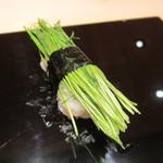 銀座ありそ - 芽葱