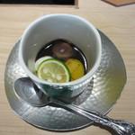 京都 瓢喜 - ホットコーヒー