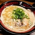 17408985 - 味噌ラー麺