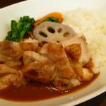 ガーディアン - 阿波鶏とこだわり野菜のカレー♪