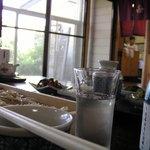 えぼし庵 - やっぱり、日本酒とお酒ってあいますねぇ