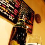 栃木ホルモン 炭臓 - ワイン&黒板