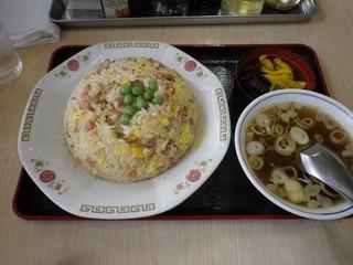 中華料理 タカノ - チャーハン