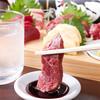 Kachiuma - メニュー写真:甘辛い九州醤油で