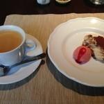 17415570 - デザート、カフェ