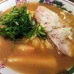 麺屋 中野 - こくまろラーメン