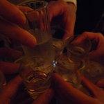 ウナセラ - ☆テキーラで乾杯です(≧▽≦)~(汗)☆