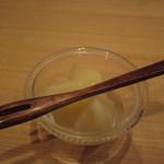 ひろ庵  - デザート