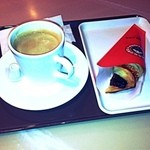 17420537 - アメリカンコーヒーとチョコクロ