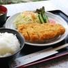 達人村喫茶山ぼうし - 料理写真:とんかつ