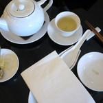 17422397 - お茶が出されセットもされました♪