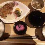 17423501 - さばの竜田揚げ定食(780円)