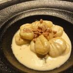 17424197 - 安納芋とリコッタチーズの自家製ニョッキ