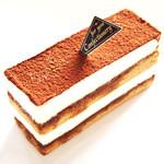 洋菓子店 ラスピラション - 料理写真:ティラミス (350円) '12 4月下旬