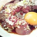 17425867 - 超~鮮度の良い鶏レバー(^o^)