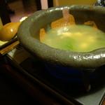 山みず木 - 乳酸菌野菜と地鶏摘入鍋