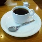 紫陽花 - コーヒー