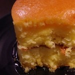 みじんこ - ホットケーキ 断面